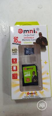 Omni Memory Card (16gb) | Accessories for Mobile Phones & Tablets for sale in Lagos State, Ojodu