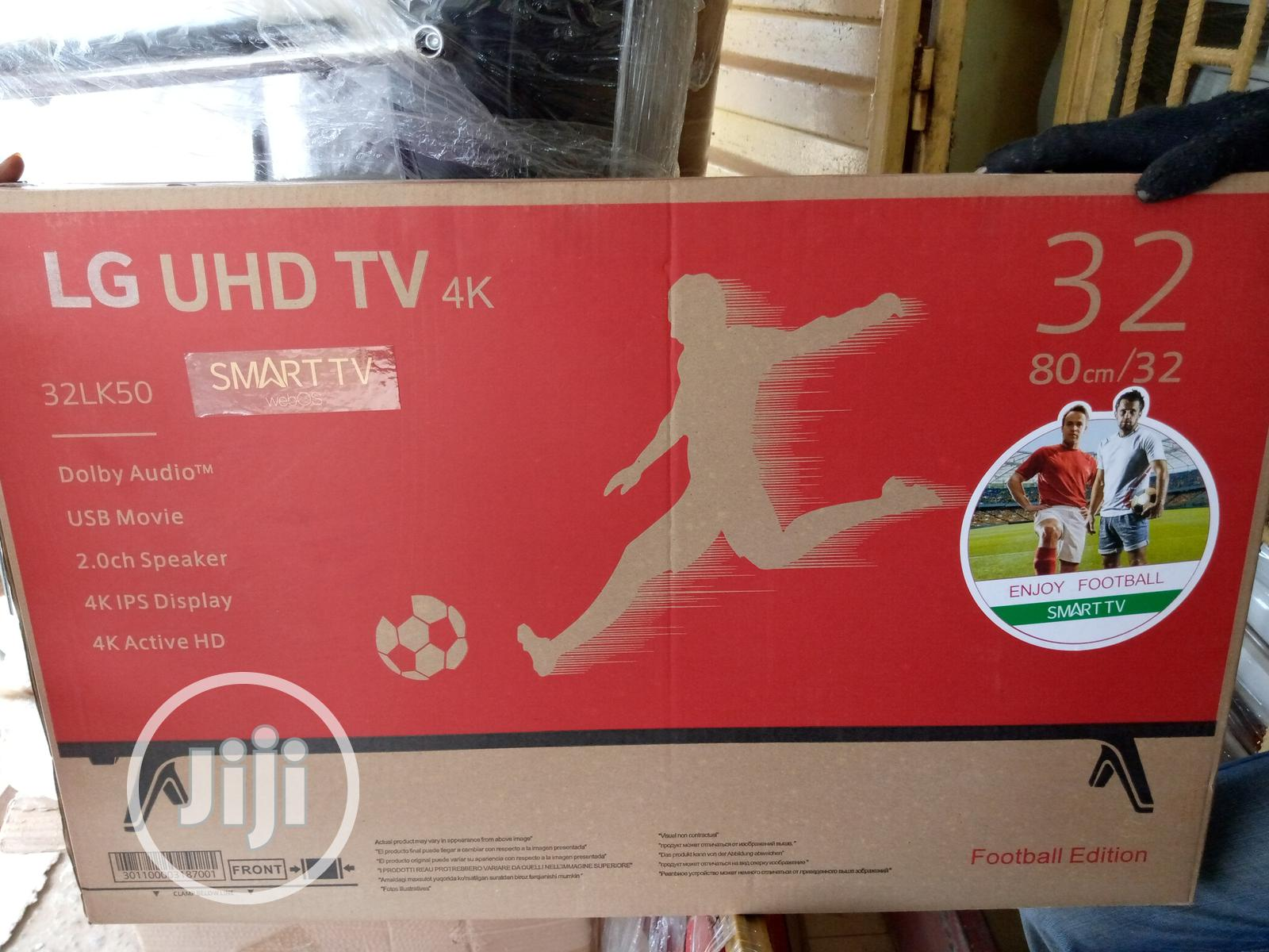 Lg Smart Tv | TV & DVD Equipment for sale in Ikorodu, Lagos State, Nigeria
