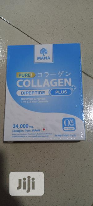 Mana Pure Collagen Dipeptide   Vitamins & Supplements for sale in Lagos State, Amuwo-Odofin