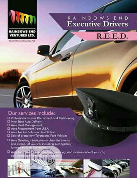 Archive: Experienced Executive Drivers Wanted.