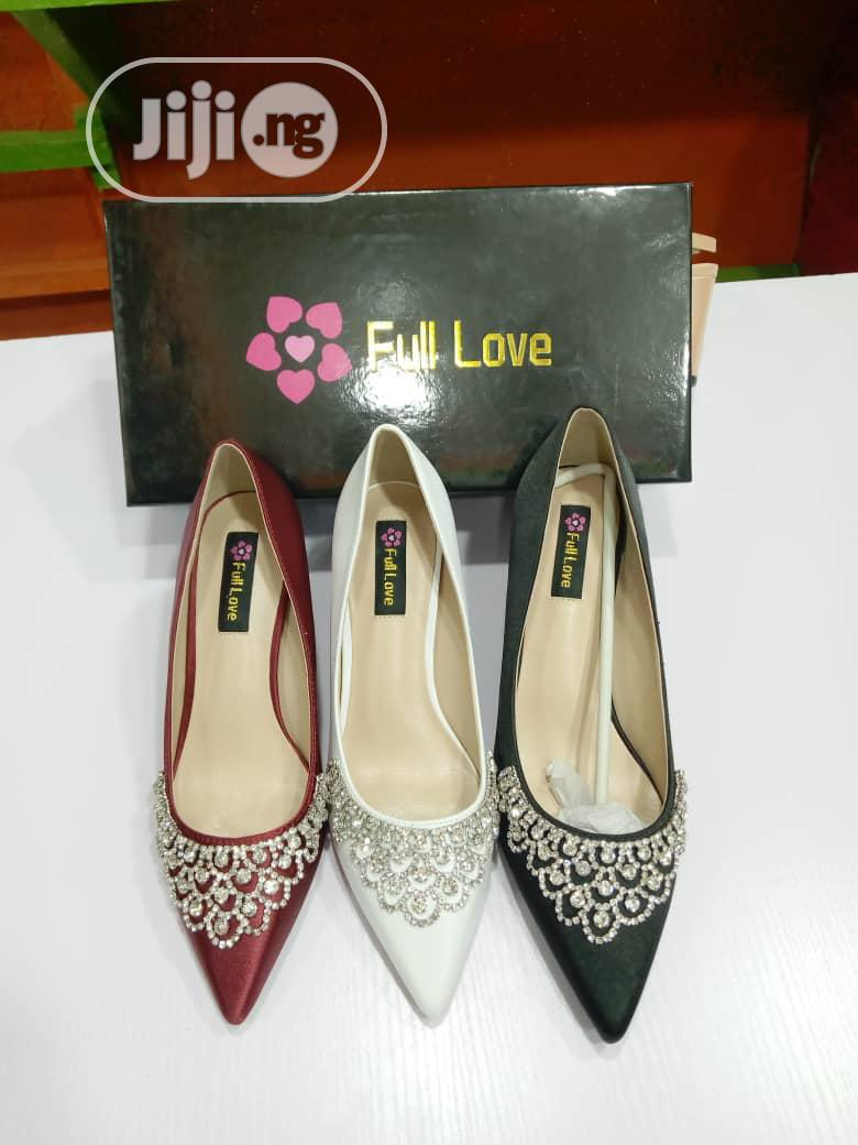 Full Love Designers Shoes | Shoes for sale in Ojo, Lagos State, Nigeria