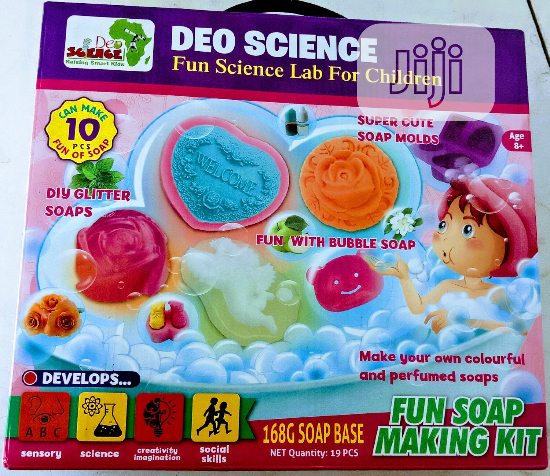 Fun Soap Making Kit
