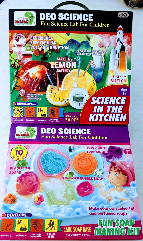 Fun Soap Making Kit   Toys for sale in Amuwo-Odofin, Lagos State, Nigeria
