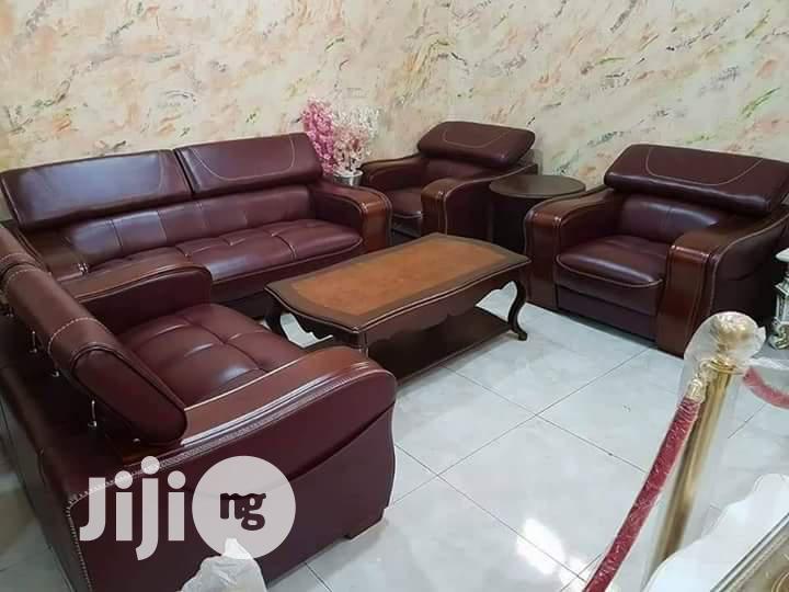 Quality Leather Sofa 700k