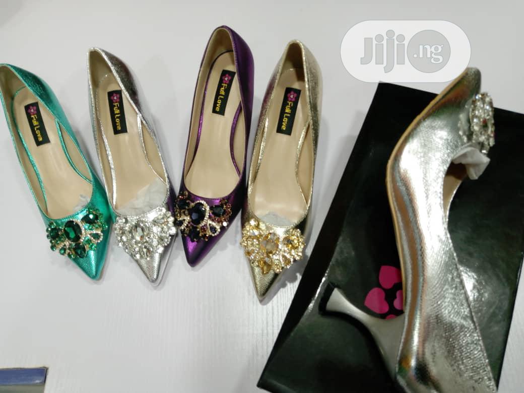 Ladies Slipon Shoes