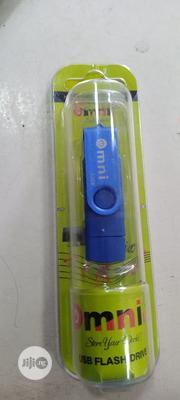 Omni USB Flash Drive (32gb) | Computer Accessories  for sale in Lagos State, Ojodu