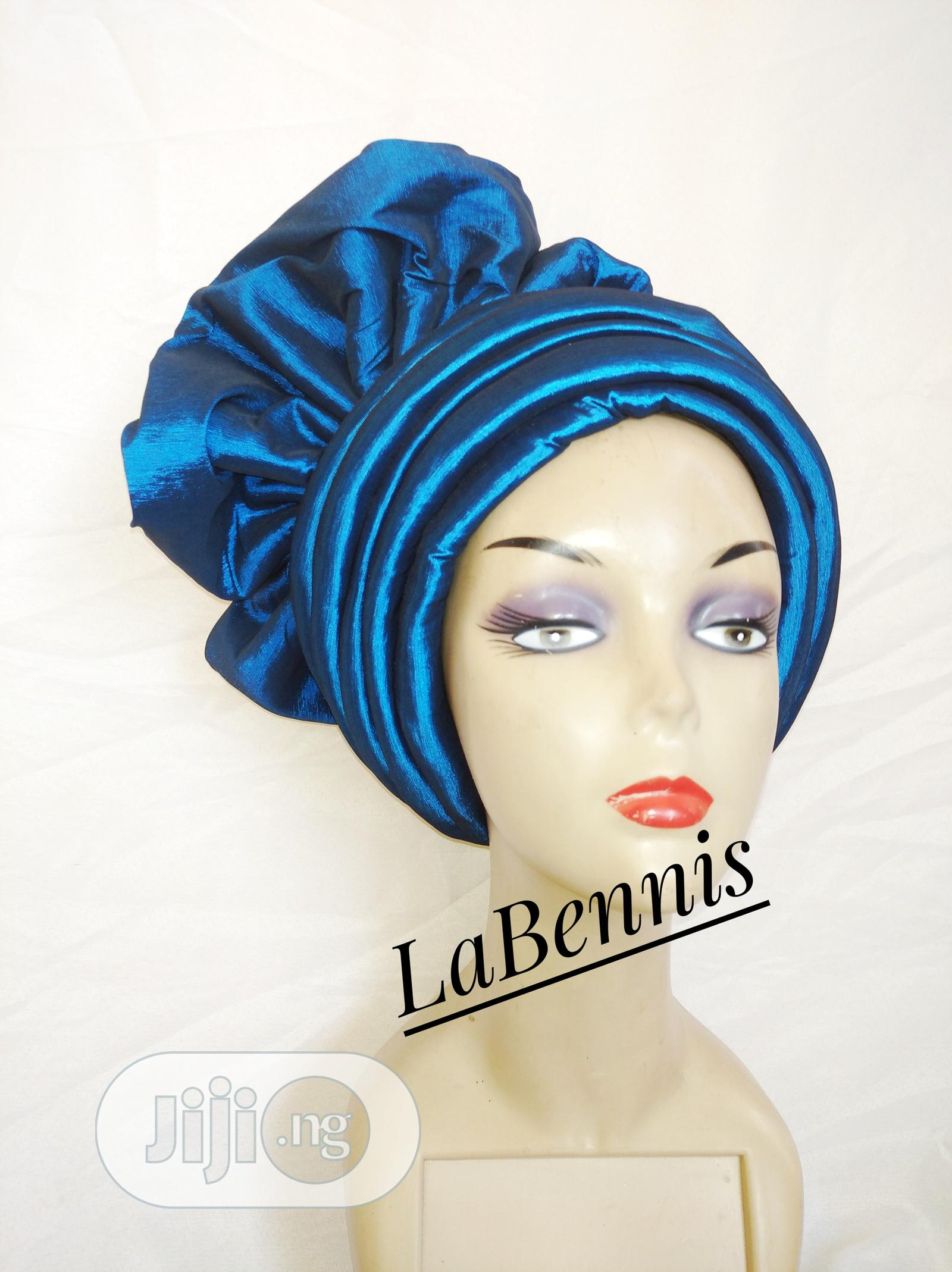 Custom Made Turban Caps. | Clothing Accessories for sale in Yaba, Lagos State, Nigeria