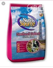 Nutri Source Dog Food Puppy Adult Dogs Cruchy Dry Food | Pet's Accessories for sale in Lagos State, Orile