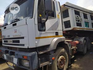 Newly Arrived Eurotrakker IVECO Ten Tyres Trailer Head Truck | Trucks & Trailers for sale in Lagos State, Apapa