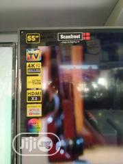 Scanfrost Smart Uhd 55 Inch | TV & DVD Equipment for sale in Abuja (FCT) State, Central Business Dis