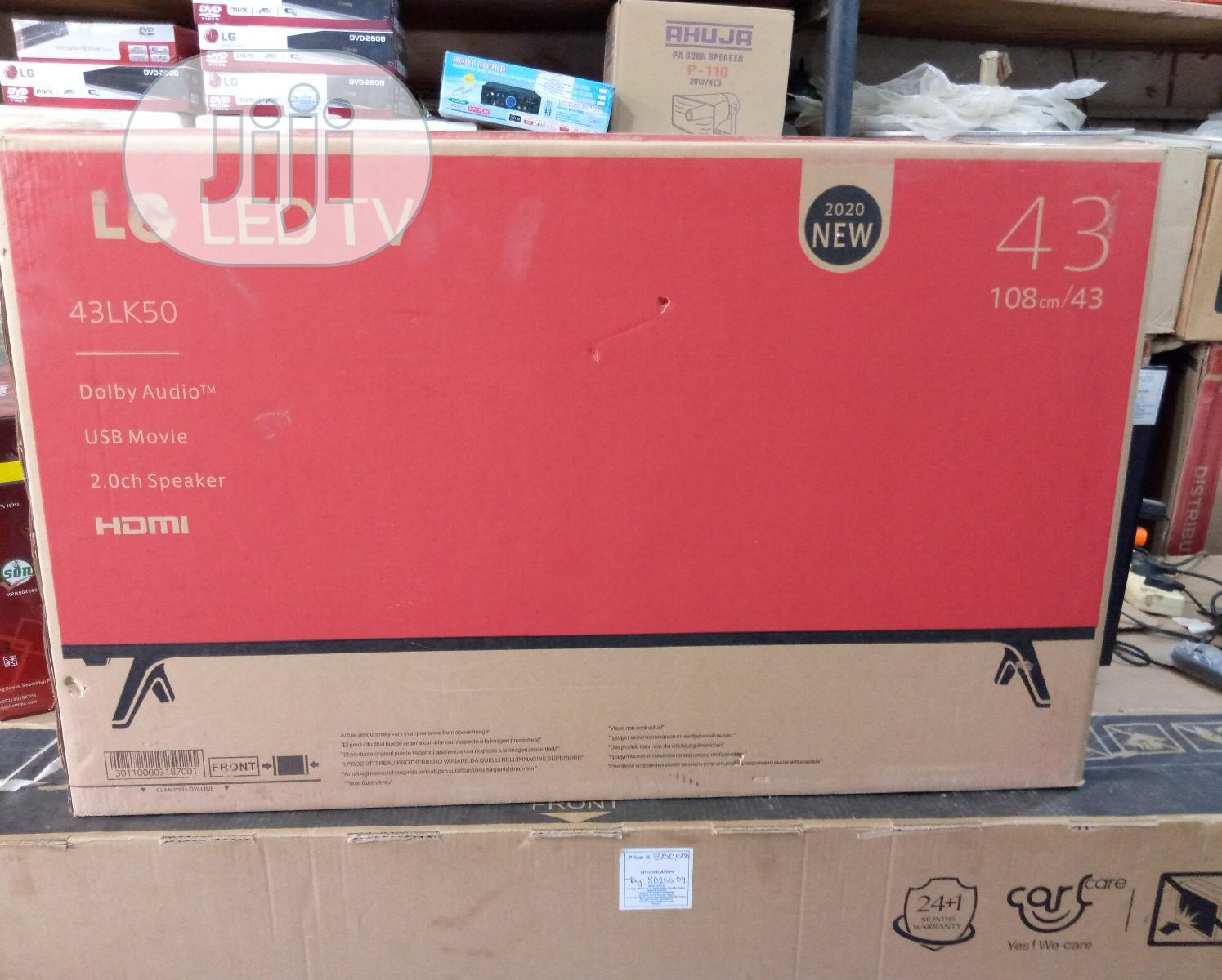 LG TV 43 Inches