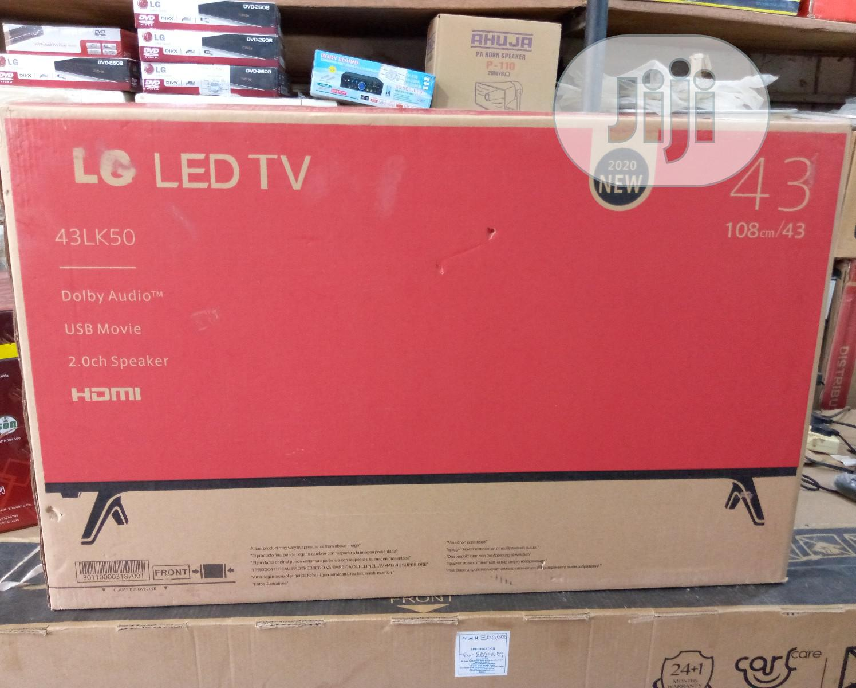LG TV 43 Inches   TV & DVD Equipment for sale in Ikorodu, Lagos State, Nigeria