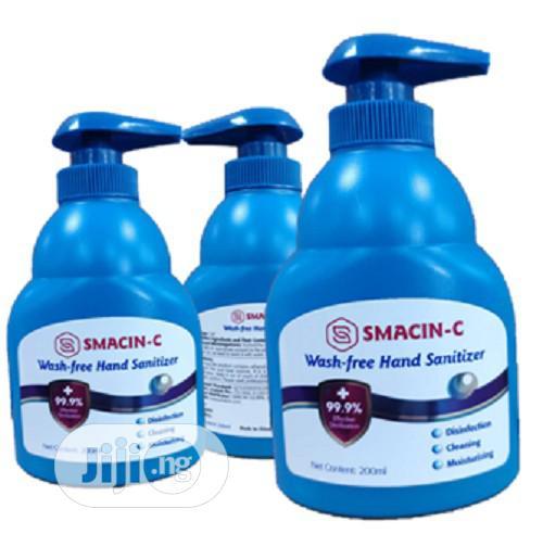 Smacin Wash-free Hand Sanitizer