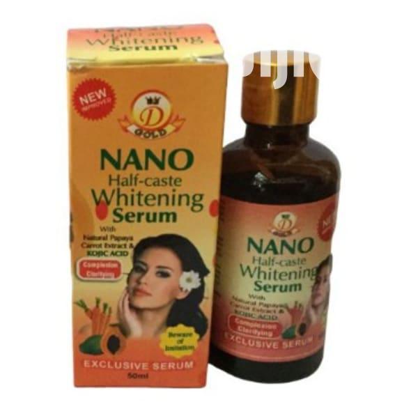 Archive: Nano Half Caste Whitening Serum