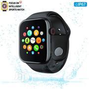 New Products Reloj Inteligente Smartwatch Z9 Smart Watch For Women Men | Smart Watches & Trackers for sale in Lagos State, Ikeja