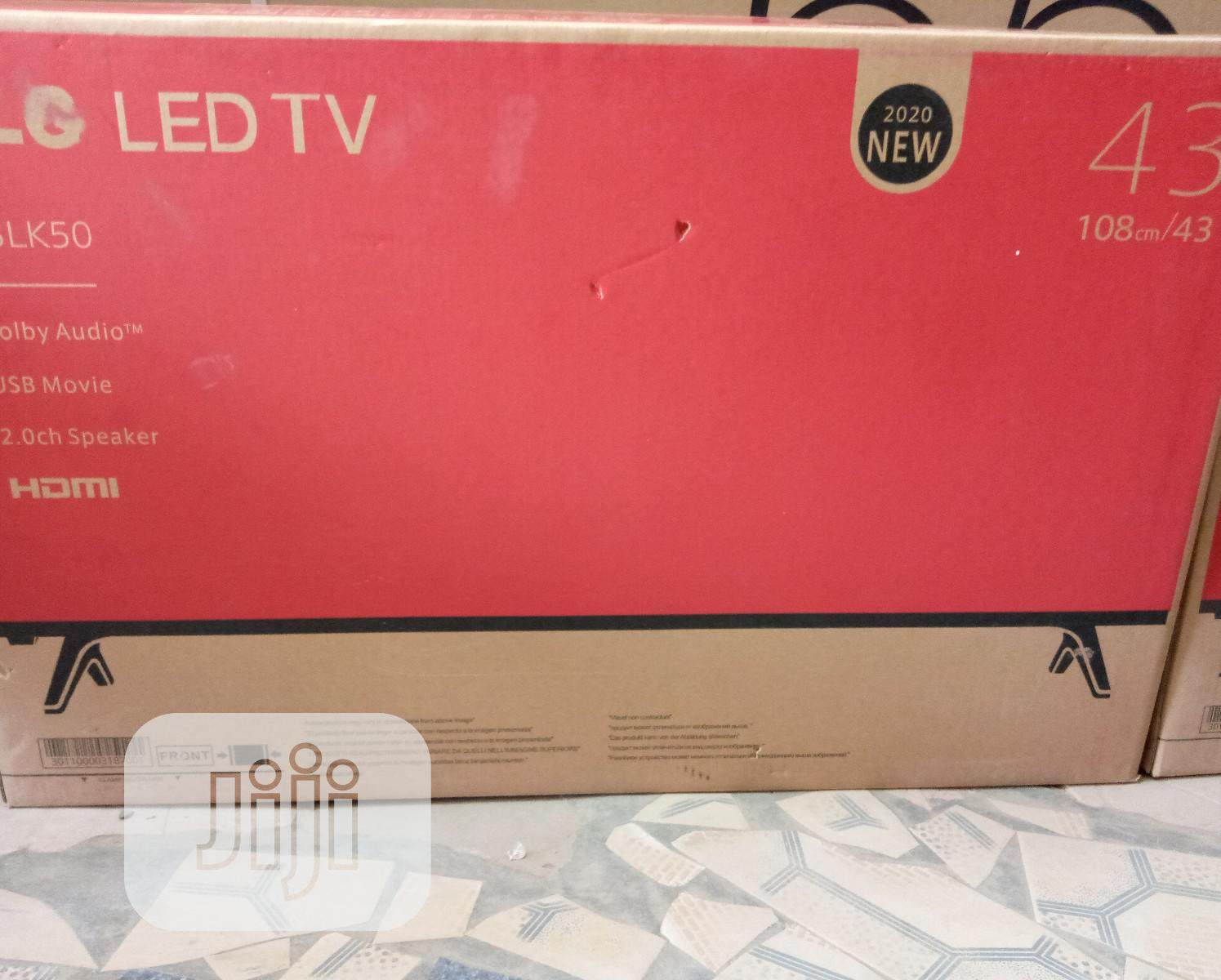 LG 43 Inches