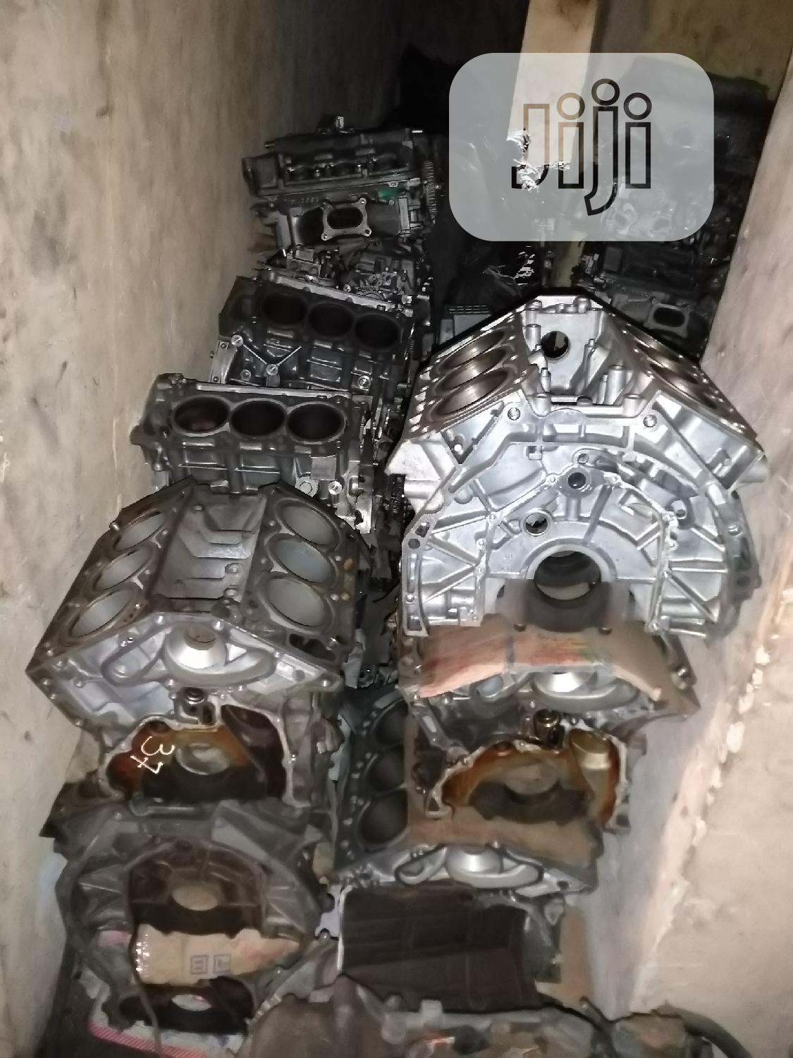 Block Engine for Honda Accord Model V6 Direct Japan | Vehicle Parts & Accessories for sale in Mushin, Lagos State, Nigeria