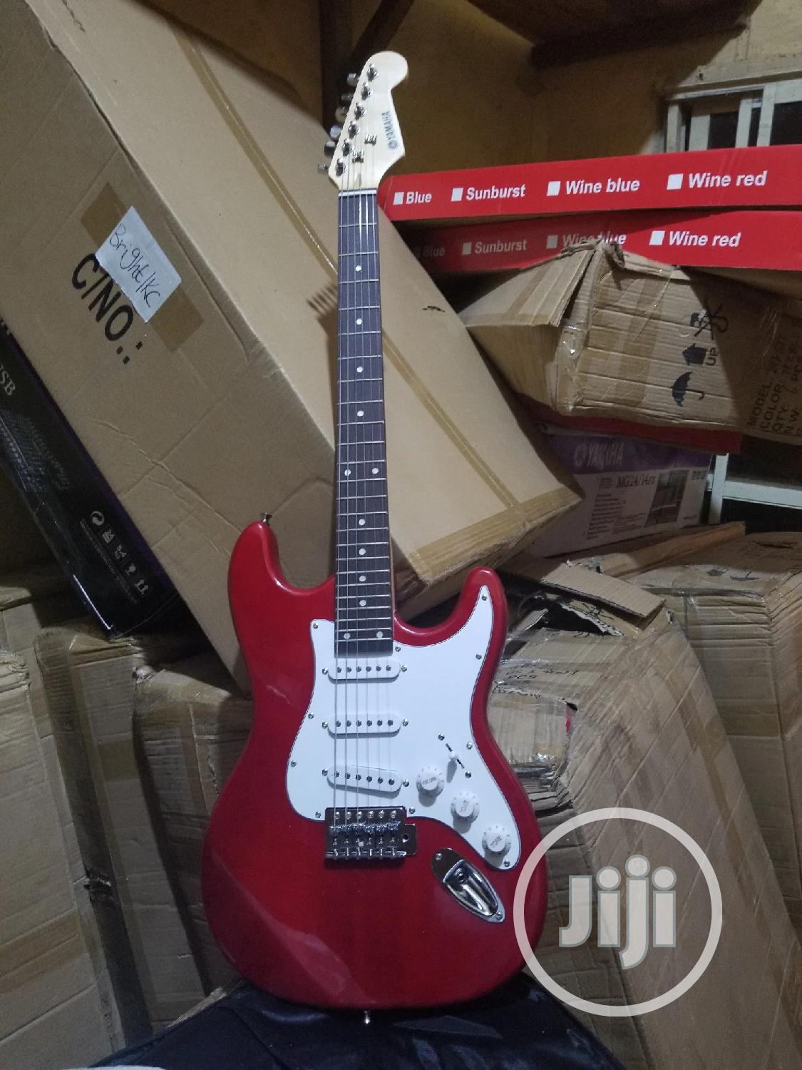 Yamaha Electric Lead Guitar | Musical Instruments & Gear for sale in Ojo, Lagos State, Nigeria