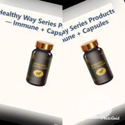 Immune Plus Capsule Works Like Magic | Vitamins & Supplements for sale in Lagos State, Victoria Island