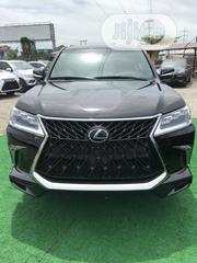 New Lexus LX 570 2019 Two-Row Black | Cars for sale in Lagos State, Lekki Phase 2