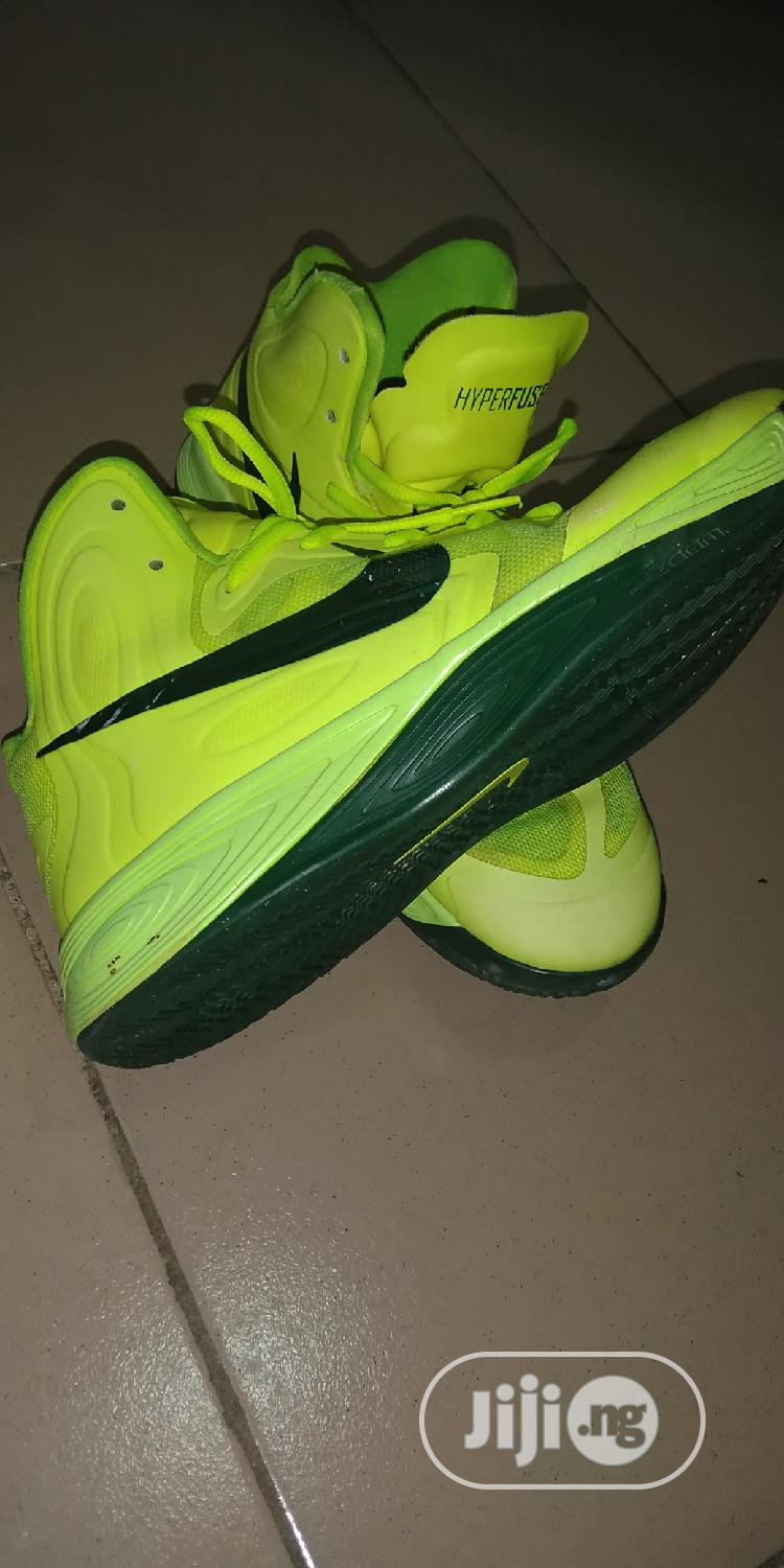 Basketball Shoe NIKE✔Hyper Fuse