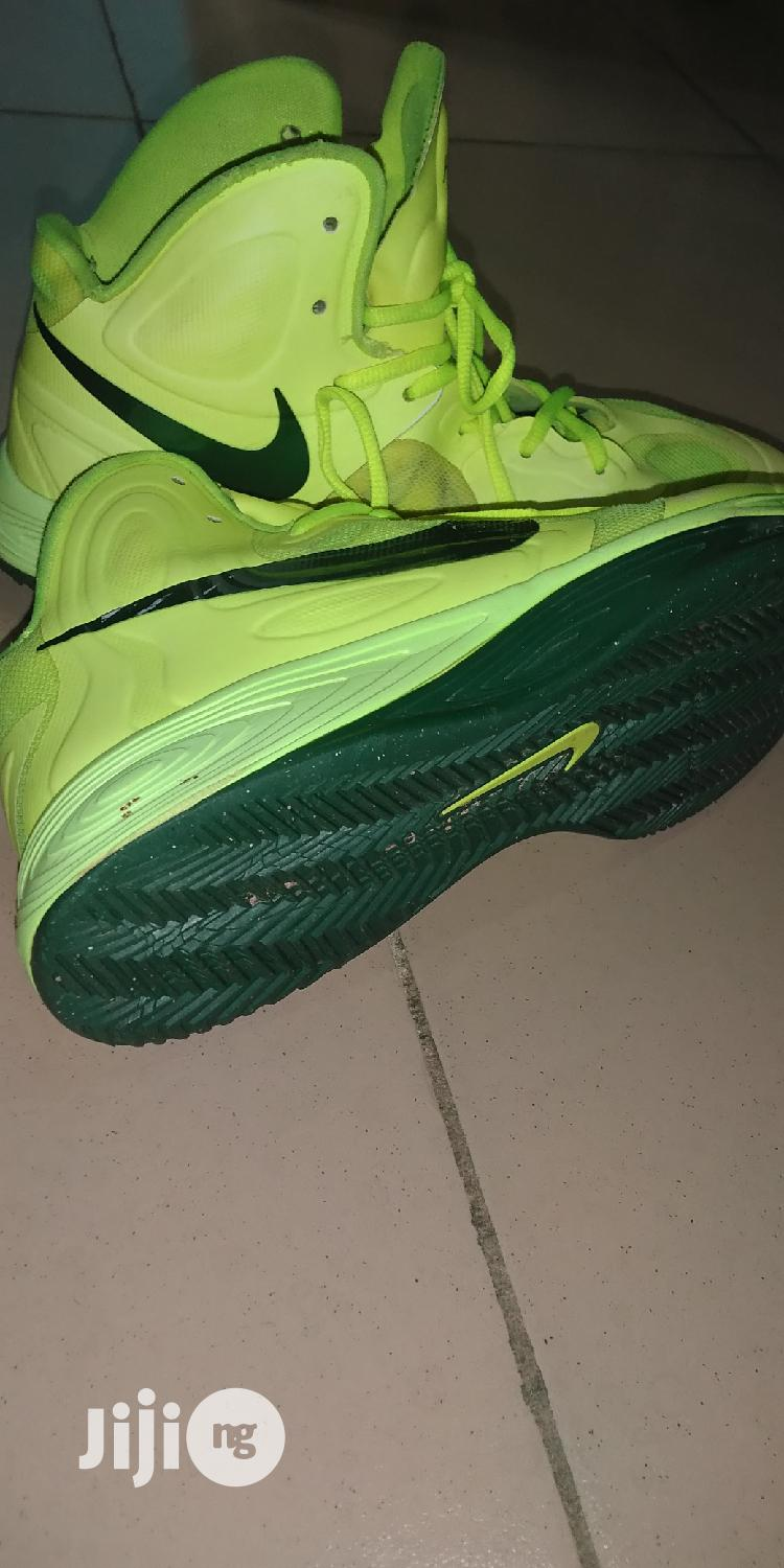 Basketball Shoe NIKE✔Hyper Fuse | Shoes for sale in Lugbe District, Abuja (FCT) State, Nigeria