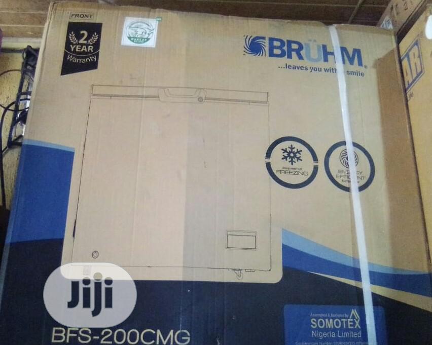 Bruhm Chest Freezer