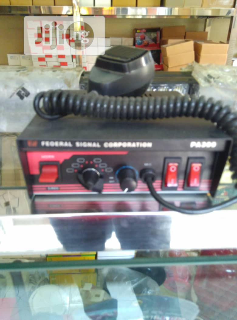 Original Power Amp PA 300 (Big Size) Small Size Also Available