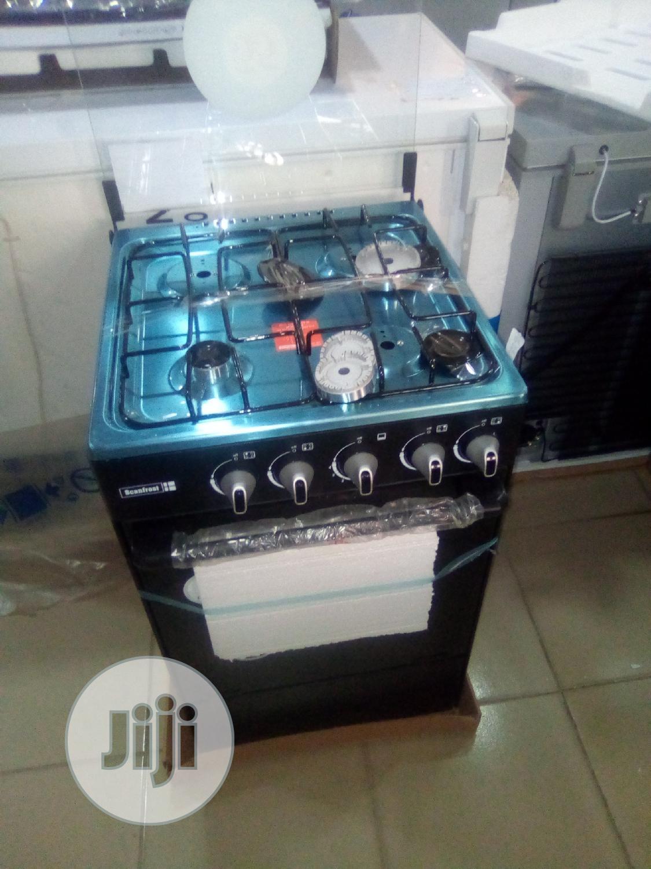 Scanfrost Gas Cooker SFC-5402B