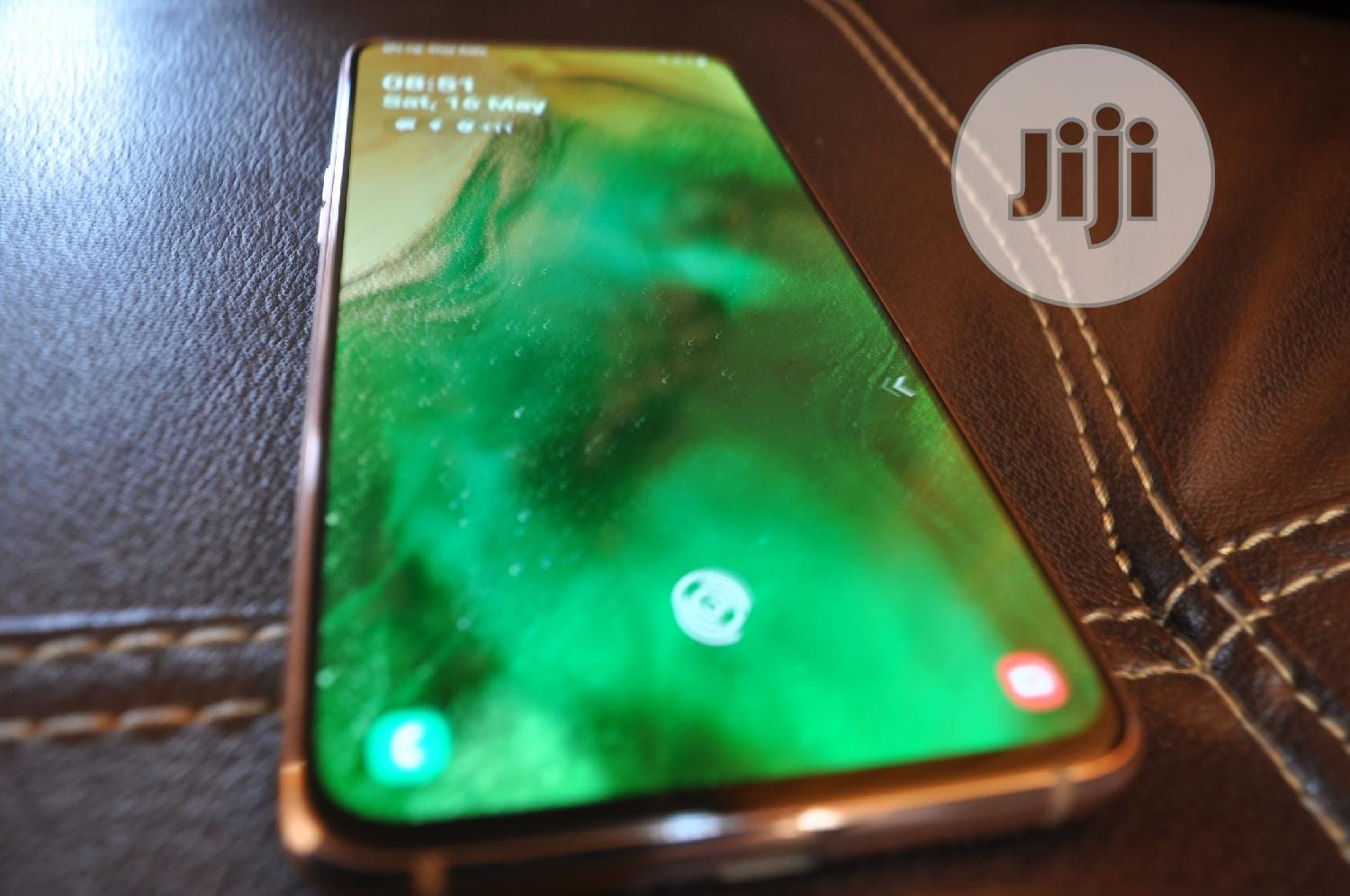 Samsung Galaxy A80 128 GB Gold | Mobile Phones for sale in Ajah, Lagos State, Nigeria