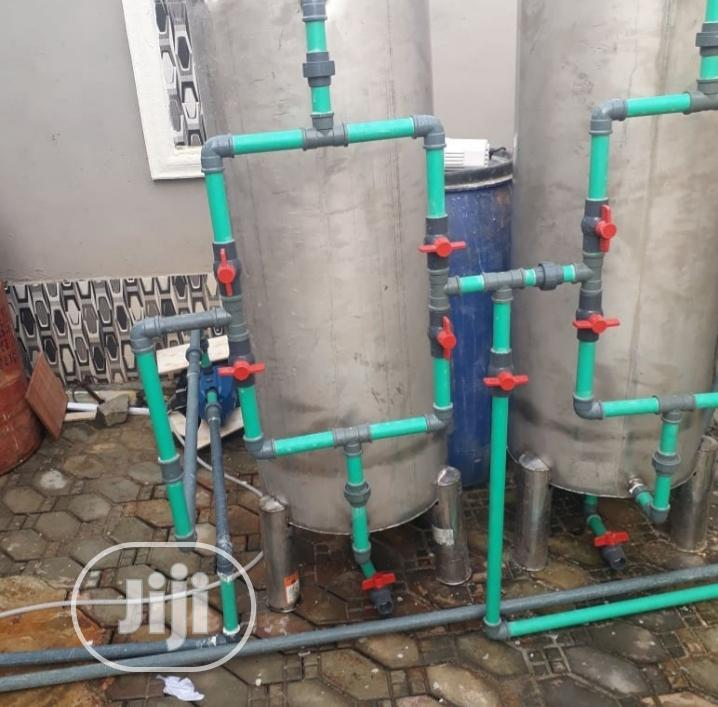 Water Treatment And Borehole