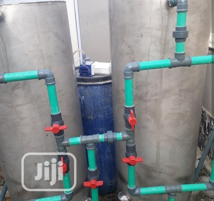 Water Treatment And Borehole | Building & Trades Services for sale in Lekki Phase 1, Lagos State, Nigeria