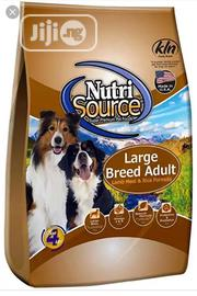 Nutri Source Dog Food Puppy Adult Dogs Cruchy Dry Food Top Quality | Pet's Accessories for sale in Lagos State, Maryland