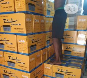Zeepower 150ah 12v Battery | Solar Energy for sale in Lagos State, Ojo