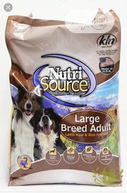 Nutri Source Dog Food Puppy Adult Dogs Cruchy Dry Food Top Quality | Pet's Accessories for sale in Lagos State, Ojota