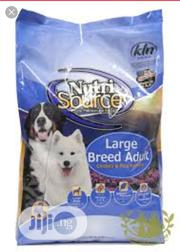 Nutri Source Dog Food Puppy Adult Dogs | Pet's Accessories for sale in Lagos State, Ipaja