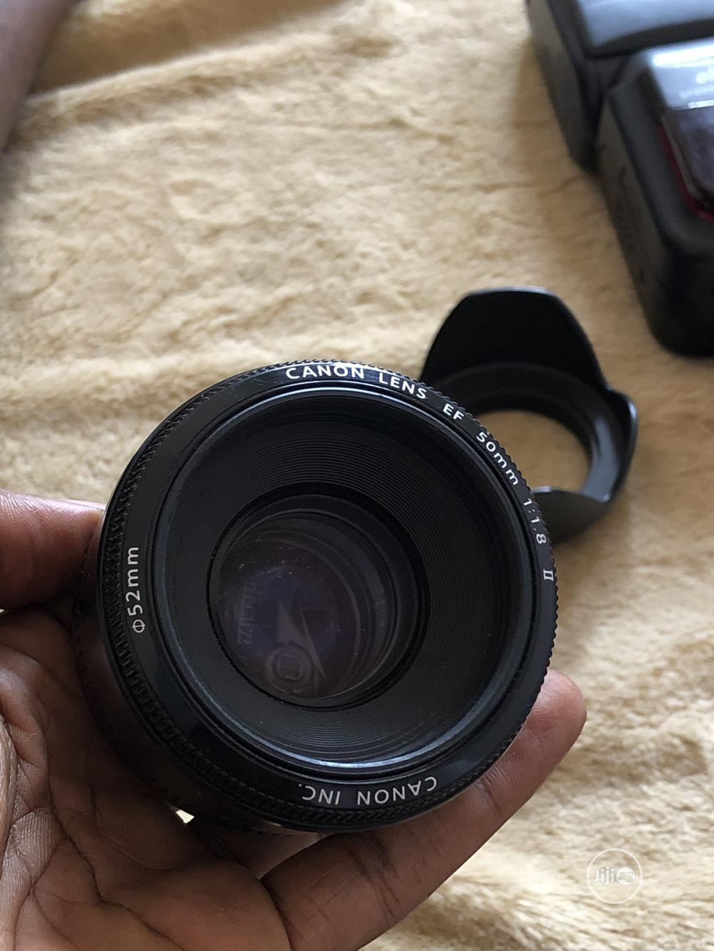 Archive: Canon EF 50mm 1.8 II Lens