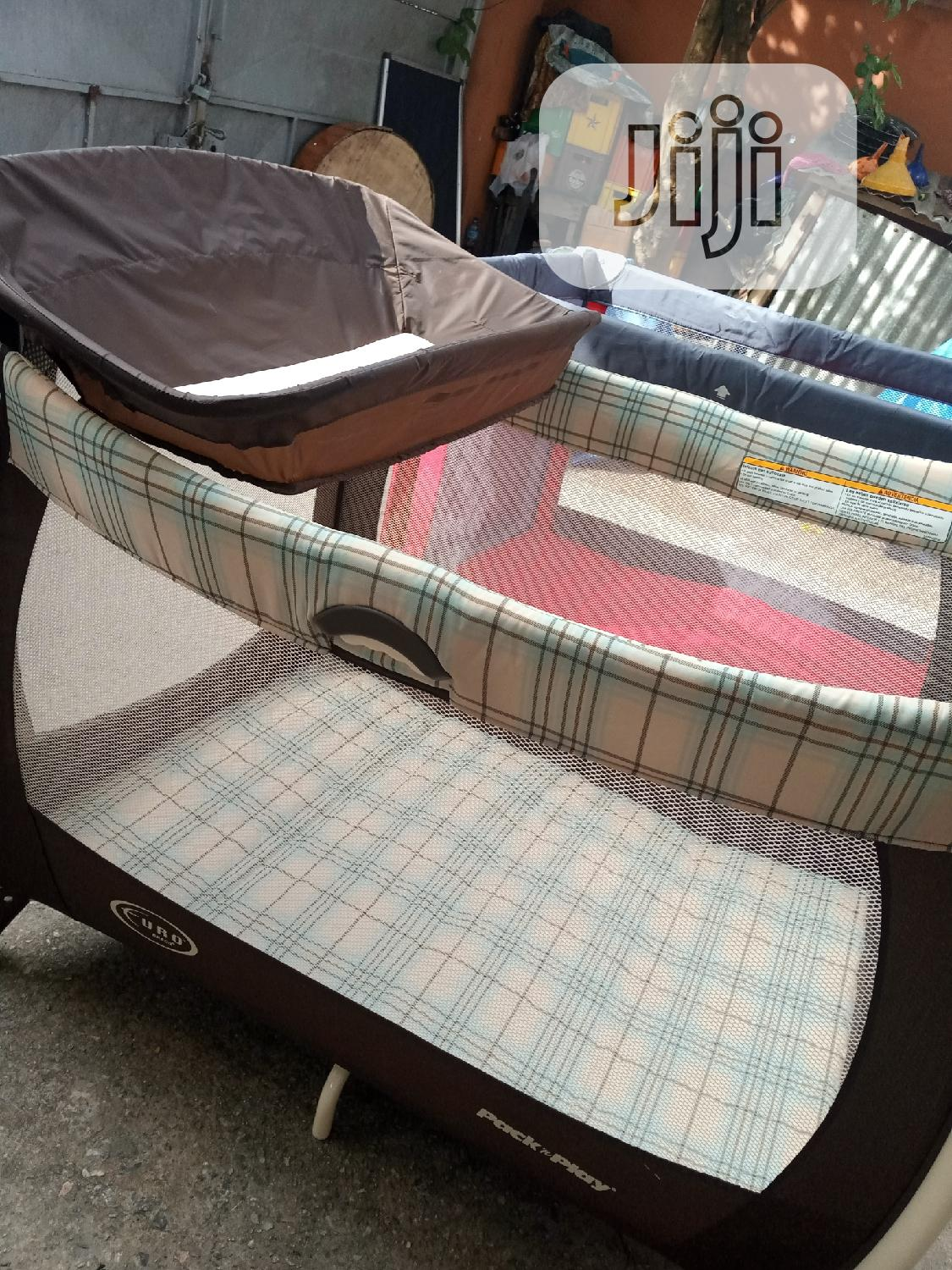 Clean Baby Bed | Children's Furniture for sale in Amuwo-Odofin, Lagos State, Nigeria