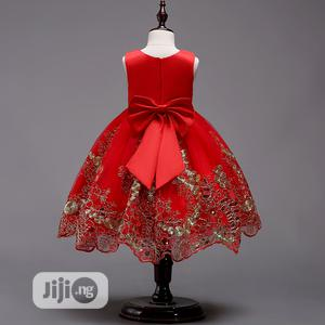 Red Princess Ball Gown | Children's Clothing for sale in Lagos State, Ikeja