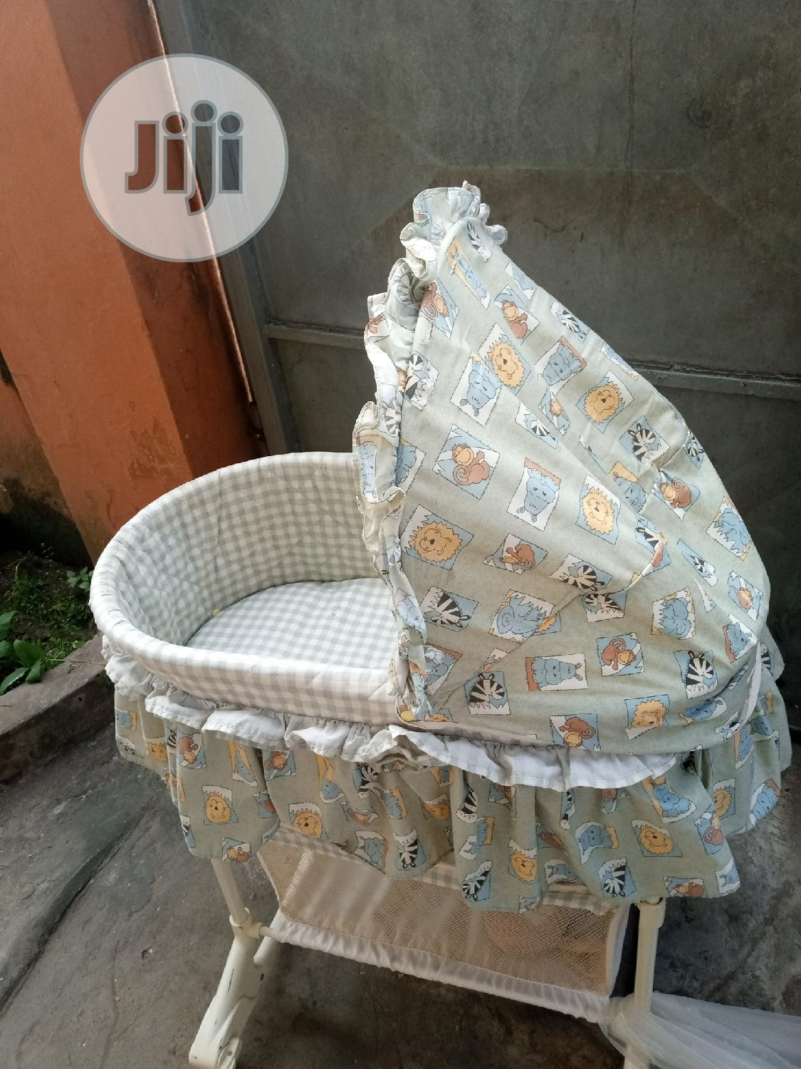 Very Clean Baby Bed | Children's Furniture for sale in Amuwo-Odofin, Lagos State, Nigeria