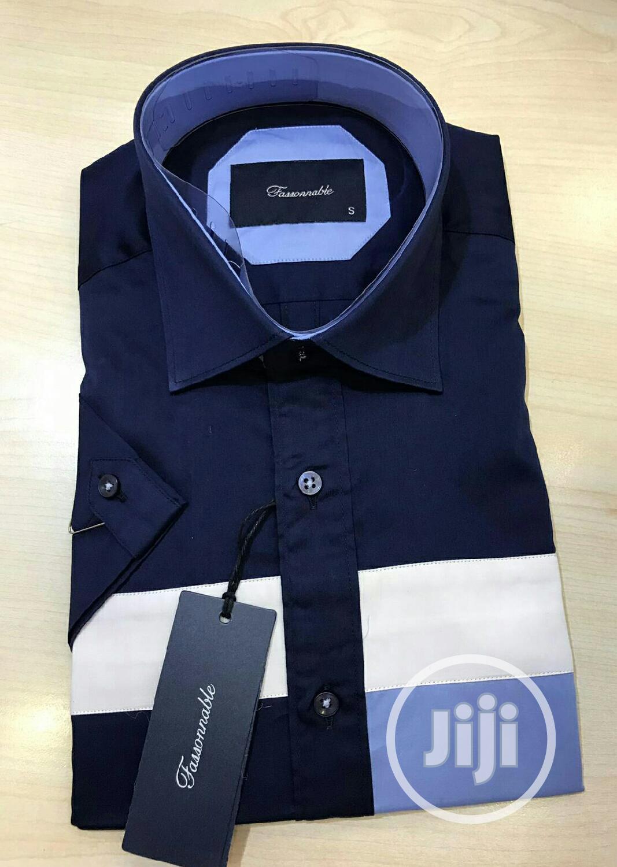 Short Sleeve Men's Shirts | Clothing for sale in Lagos Island (Eko), Lagos State, Nigeria