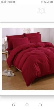 Nice 6x6 Duvet, Bedsheet With 4 Pillow Cases | Home Accessories for sale in Lagos State, Ikeja