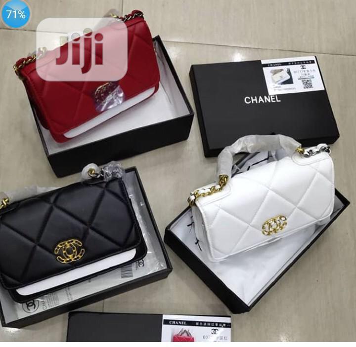Channel Handbag Available
