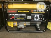 Sumec Firman Generator Set 2.8kva | Electrical Equipment for sale in Lagos State, Yaba