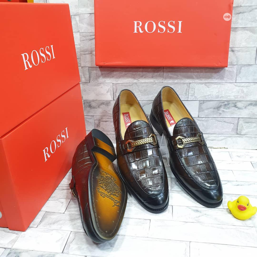 Archive: Quality Italian Rossi Shoe
