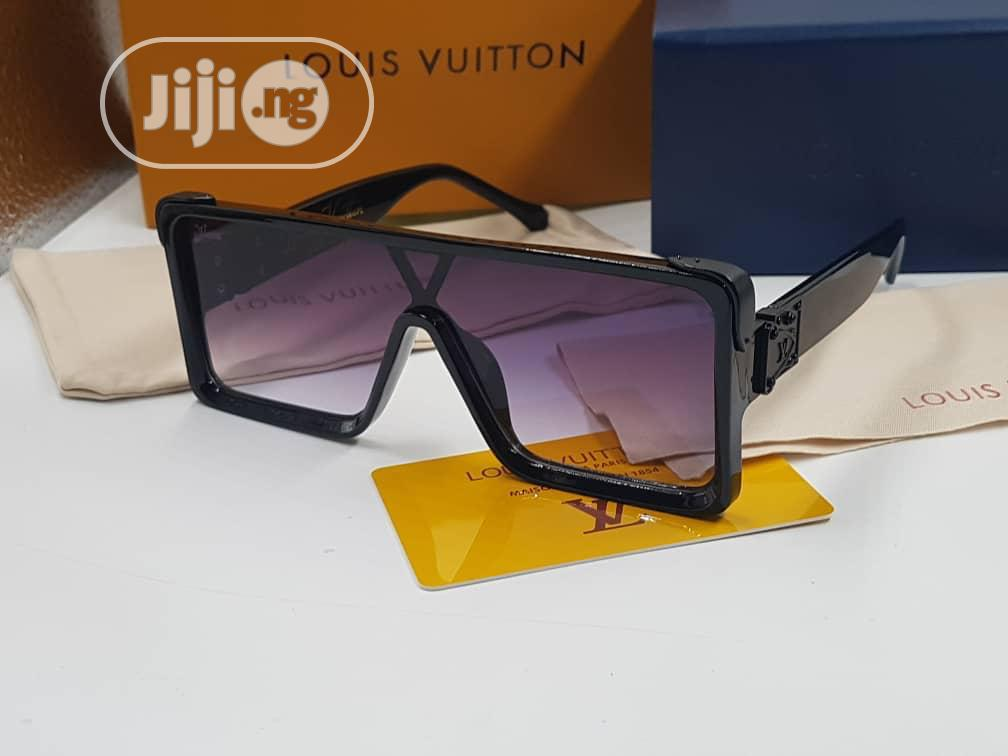 Archive: Louis Vuitton Designer Eyes Glass