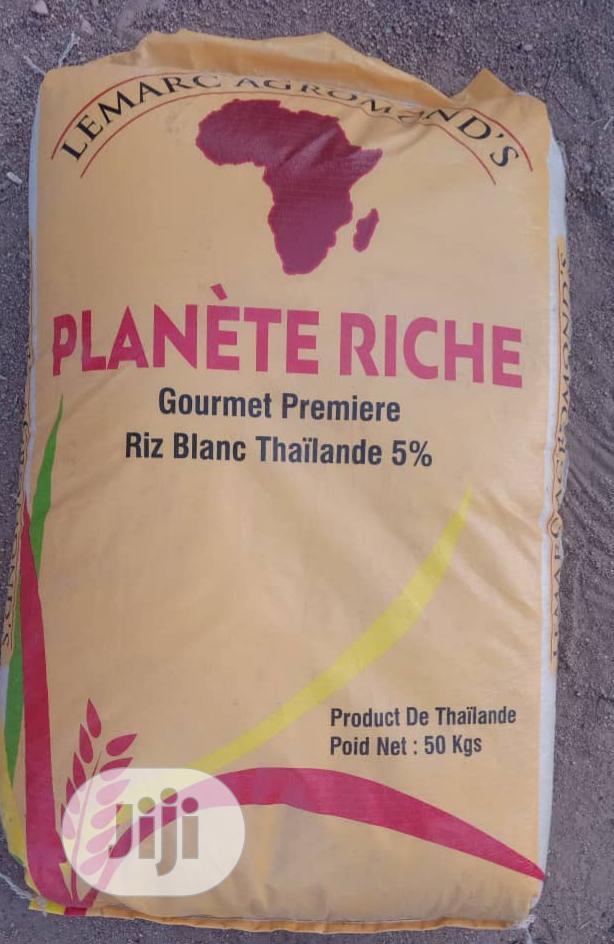 Thai Broken Rice- 25kg