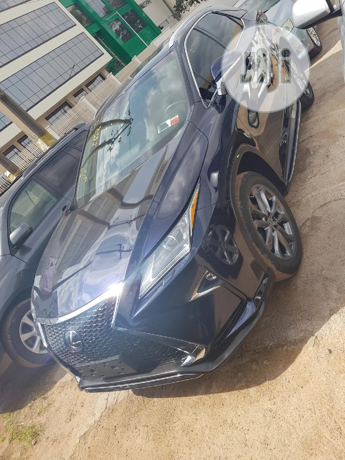Lexus RX 2017 350 FWD Beige | Cars for sale in Ibadan, Oyo State, Nigeria