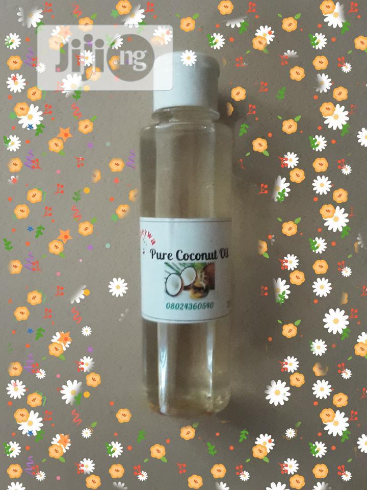 Pure Unmixed Cold Pressed Coconut Oil 200ml