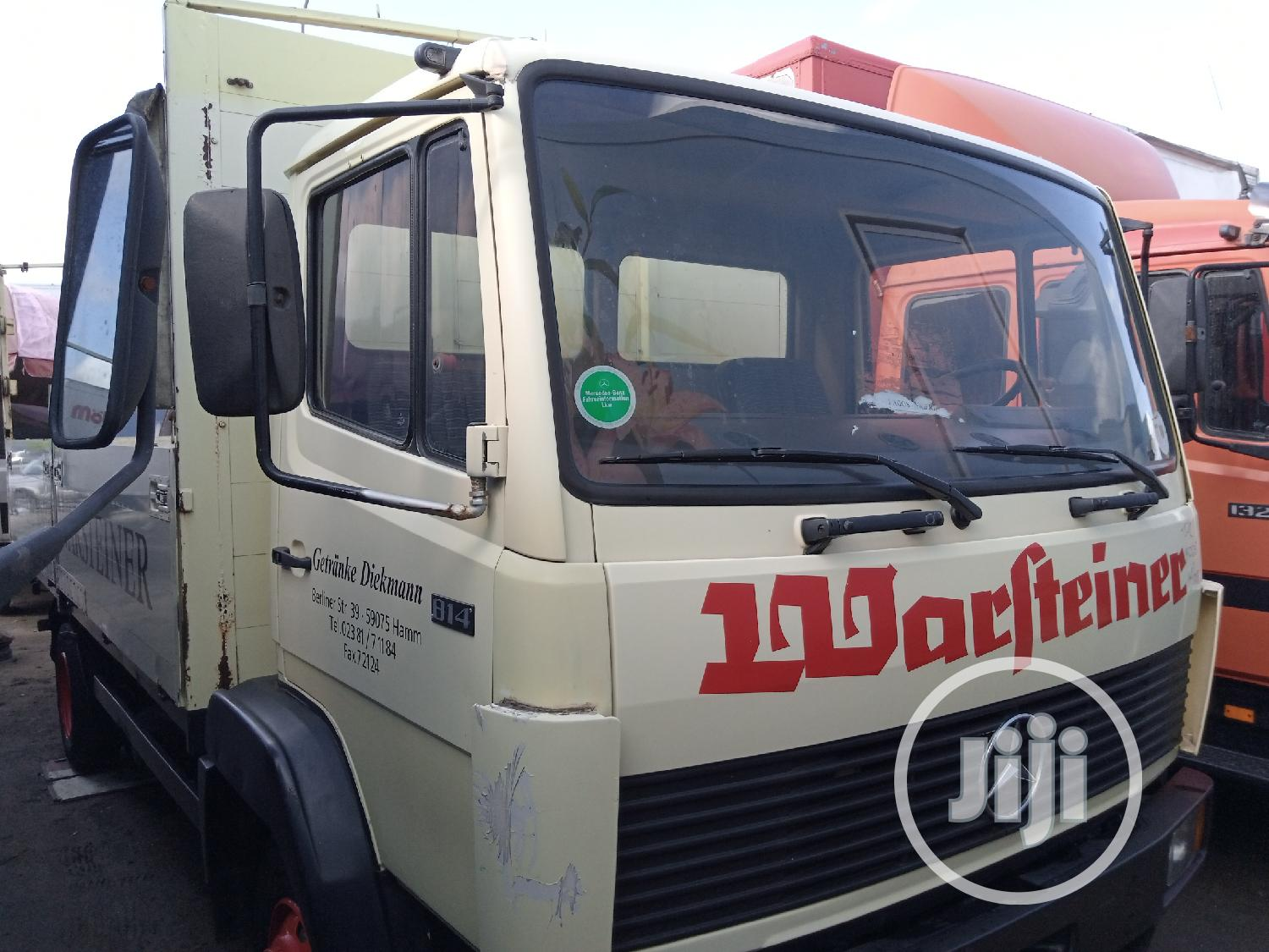 Mercedes-Benz 814 Pick Up Truck | Trucks & Trailers for sale in Apapa, Lagos State, Nigeria